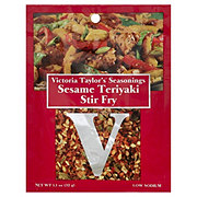 Victoria Taylor's Seasonings Sesame Teriyaki Stir Fry