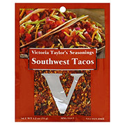 Victoria Taylor's Seasonings Southwest Tacos