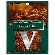 Victoria Taylor's Seasonings Texas Chili
