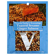 Victoria Taylor's Seasonings Toasted Sesame Ginger Salmon