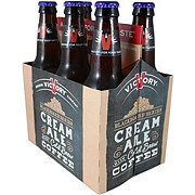 Victory Blackboard Cream Ale with Cold Brew Coffee 12 oz Bottles