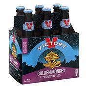 Victory Golden Monkey Belgian-Style Tripel  Beer 12 oz  Bottles