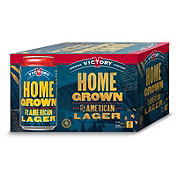 Victory Home Grown Lager Beer 12 oz  Cans
