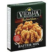 Vidalia Brands Sweet Onion Batter Mix