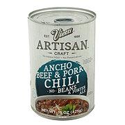 Vietti No Beans Ancho Beef & Pork Chili