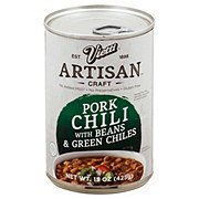 Vietti Pork Chili And Green Chiles with Beans