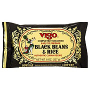 Vigo Black Beans & Rice, Authentic