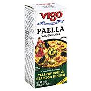 Vigo Paella Valenciana Yellow Rice and Seafood Dinner