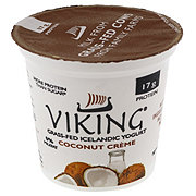 Viking Icelandic Yogurt Coconut Creme