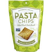 Vintage Ollive Oil Pasta Chips