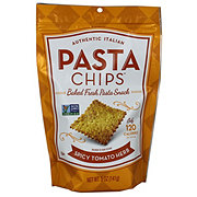 Vintage Pasta Chips Tomato Herb