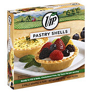 VIP Pastry Shells