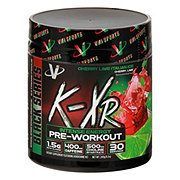 VIP Sports K-XR Pre-Workout Cherry Lime Italian Ice