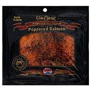 Vita Classic Smoked Atlantic Peppered Salmon