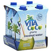 Vita Coco Pure Coconut Water 16.9 oz Bottles