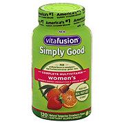 VitaFusion Simply Good Women's Multi Gummies