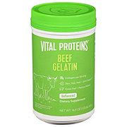 Vital Protein Unflavored Beef Gelatin