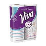 Viva Signature Designs Choose-A-Size Paper Towels