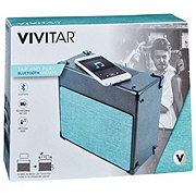 Vivitar Fabric Bluetooth Tap & Play Speaker