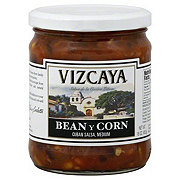 Vizcaya Cuban Medium Bean y Corn Salsa