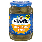 Vlasic Bread & Butter Chips Fresh Pack