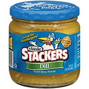 Vlasic Dill Hamburger Stackers
