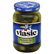 Vlasic Kosher Dill Gherkins