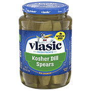 Vlasic Kosher Dill Spears Fresh Pack