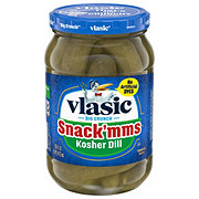Vlasic Snack'mms Kosher Dill