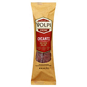 Volpi Chianti Red Wine Salami