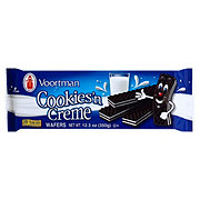 Voortman Cookies 'N Cream Wafers