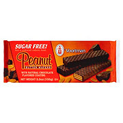 Voortman Nutty Delicious Chocolatey Coated Peanut Butter Creme Wafer Cookies