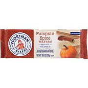 Voortman Pumpkin Spice Wafers