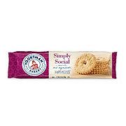 Voortman Simply Social Sugar Cookies
