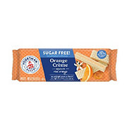 Voortman Sugar Free Orange Cream Wafers