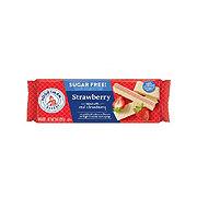Voortman Sugar Free Strawberry Wafer Cookies