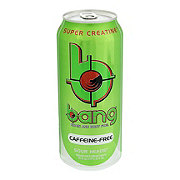 VPX Bang Caffeine Free Sour Heads Energy Drink