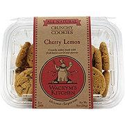 Wackym's Kitchen Cherry Lemonade Cookies