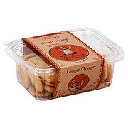 Wackym's Kitchen Ginger Orange Cookies