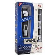 Wahl Groomsman Pro Rechargeable Grooming Kit