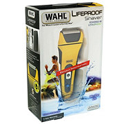 Wahl Lifeproof Shaver Rechargeable Shaver