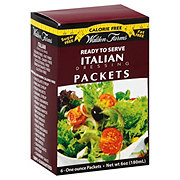 Walden Farms Italian Dressing Packets