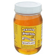 Walker Honey Farm Walker Varietal Pint Honey