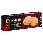 Walkers Gluten Free Pure Butter Shortbread Cookies