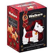 Walkers Scottie Dog Shortbread Cookies Carton