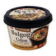 Wang Bulgogi Udon Noodle Cup