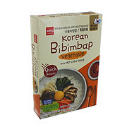 Wang Korean Bibimbap Vegetable