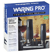 Waring Pro Professional Wine Center - Opener Preserver