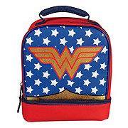Warner Bros Wonder Woman Drop Bottom Lunch