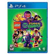 Warner Games PS4 Lego: DC Super-Villains